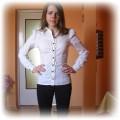 biało czarno elegancko