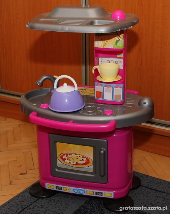 Kuchnia Kuchenka Gotowanie Dla Dziecka W Zabawki Szafapl