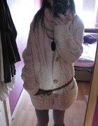 Na spacer grube swetrzysko