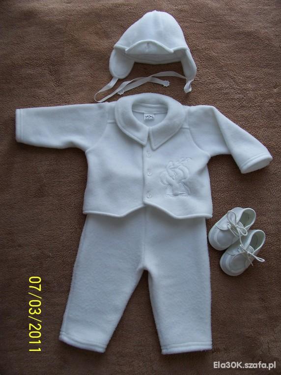 Komplety Ubranko do chrztu dla chłopca