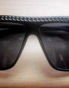 okulary z łańcuszkiem opia