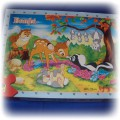 600 puzzli Bambi