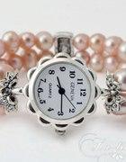 Zegarek z perełkami