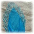 chustapareo turkusowa