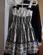 sukienka Baby Angel by Elio Fiorucci z kokardkami...