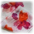 długa apaszka mgiełka floral cena z wysyłką