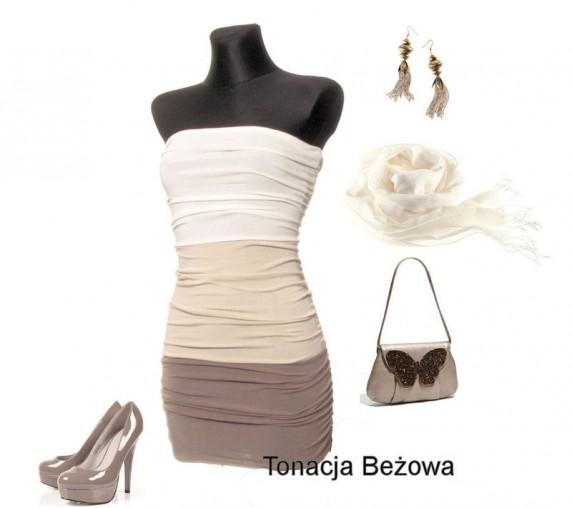 sukienka boska