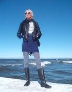 weekend nad morzem kalosze