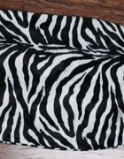 spódnica zebra...