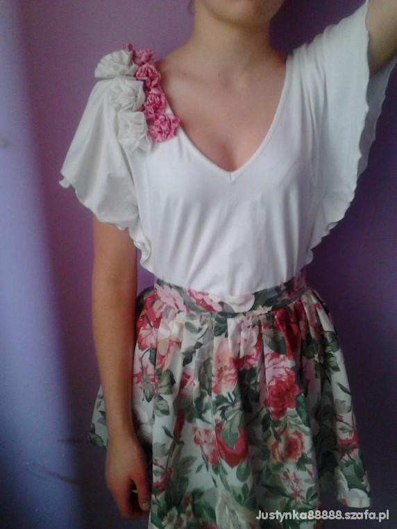 Mój styl Kwiatuszki