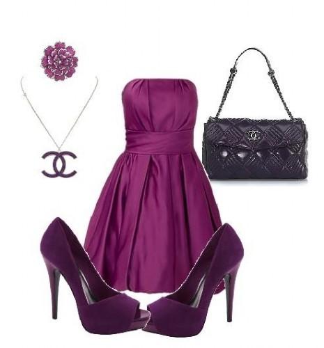 Eleganckie Piękna elegancja