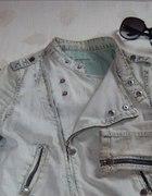Ramoneska katanka jeans Reserved