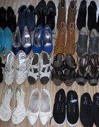 Moja skromna kolekcja butów