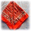 Czerwona chustka CENA Z WYSYŁKĄ