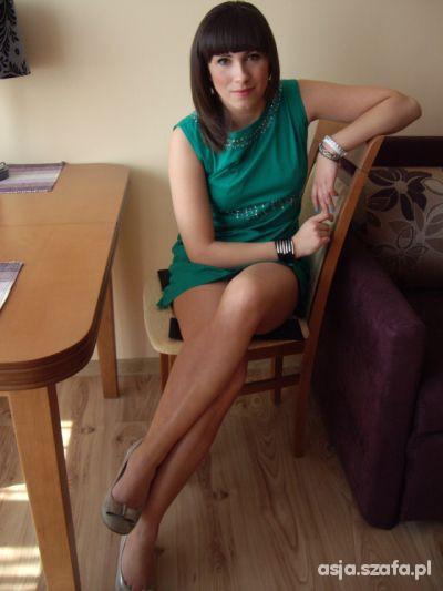 Eleganckie Zielonka