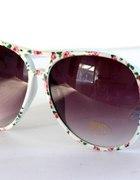 floral okularki NOWE