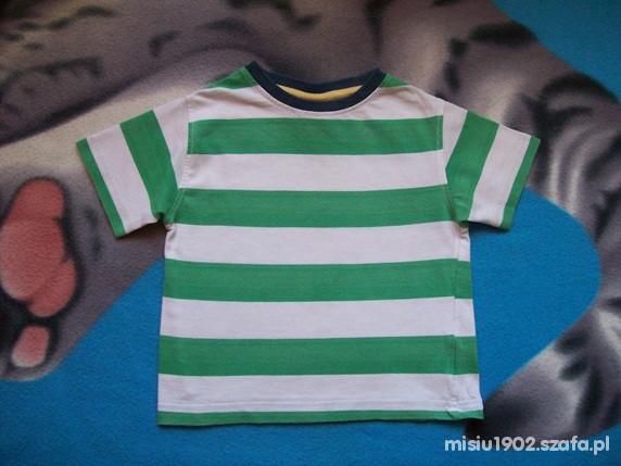 Koszulki, podkoszulki NEXT 86 Koszulka w paski 12 18 mcy