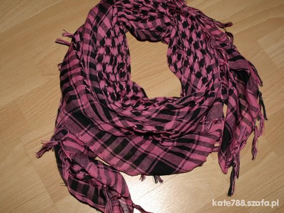 Chusty i apaszki Arafatka różowa