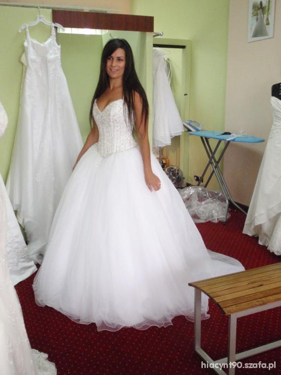 Na specjalne okazje Moja suknia ślubna