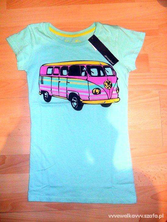 Miętowa Amosphere Bus Reggae M