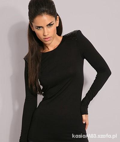 Suknie i sukienki Asos cekinowe Power shoulders