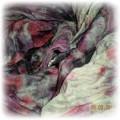 HiM chusta apaszka floral