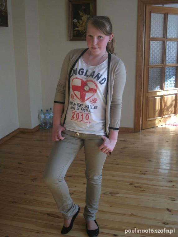 Do szkoły My outfit