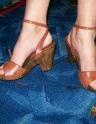 Sandały Amisu z sh