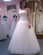 Suknia ślubna Princessa z 2011...