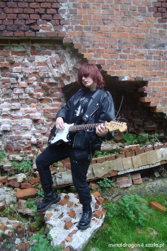 Mój styl Metal metal i jeszcze raz metal