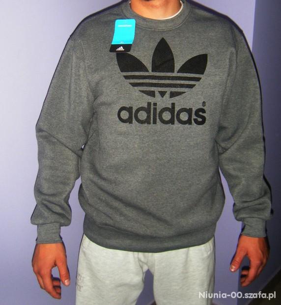 bluza męska adidas XL w Bluzy Szafa.pl