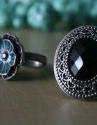 śliczne pierścionki rozmiar m