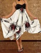 Zniewalająca sukienka