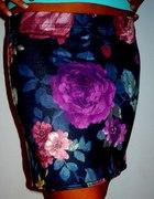 Atmosphere spódniczka floral kwiaty...