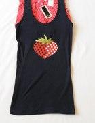 nowa piżama damska na ramiączkach rozmiar 36 38