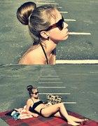 I know a girl she walks the asphalt world
