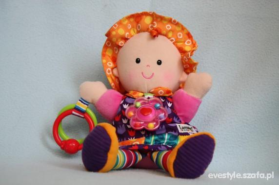 Zabawki lalka zawieszka Emilka firmy Lamaze