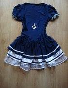 sukienka marine