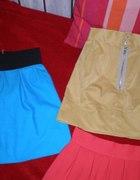 Spódnice mojego projektu