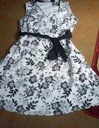 letnia sukienka bawełniana