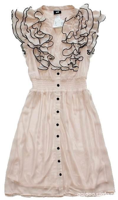 mam nowa sukienke