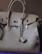 moja hermeska camel genuine leather...