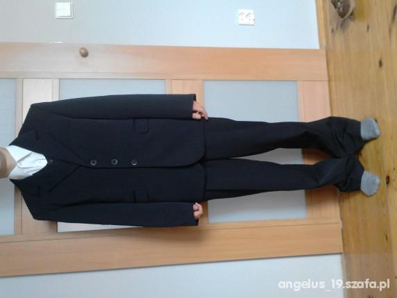 7730fc3eb0c18 młodzieżowy garnitur w bardzo dobrym stanie w Garnitury i marynarki ...
