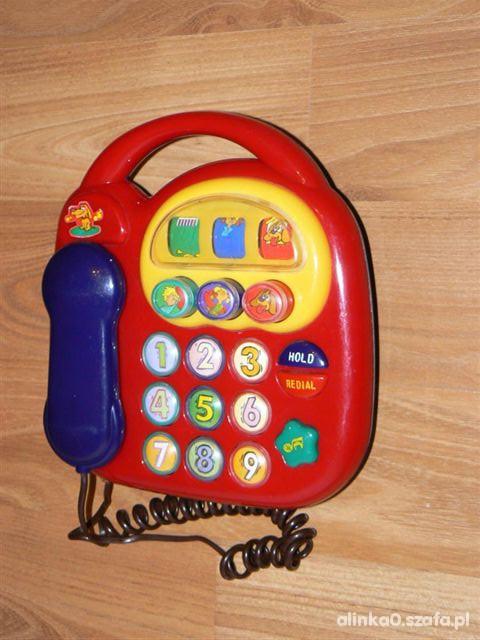 Zabawki telefon interaktywny