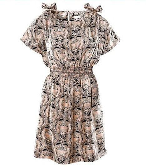 sukienka wzory conscious hm