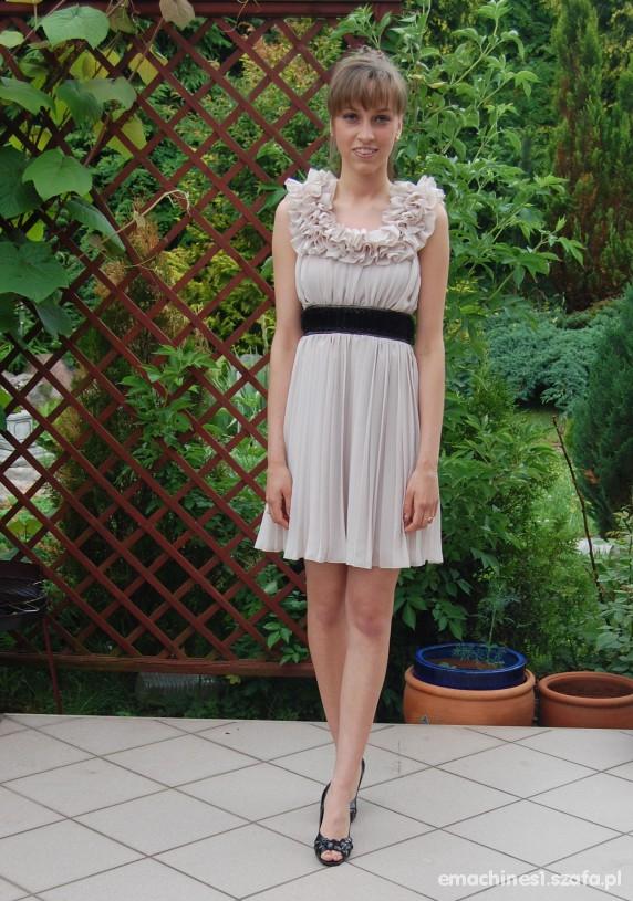 Wieczorowe Sukienka na bal