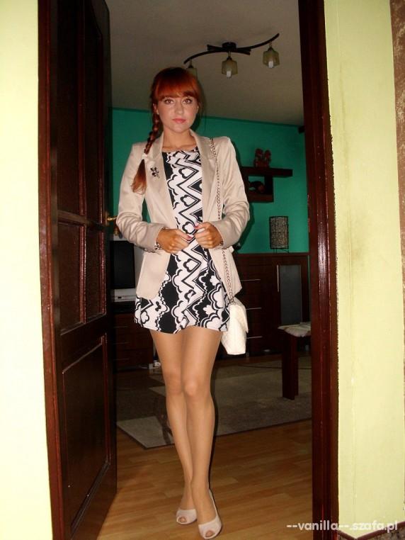 Eleganckie sukienka wzory