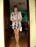 sukienka wzory...