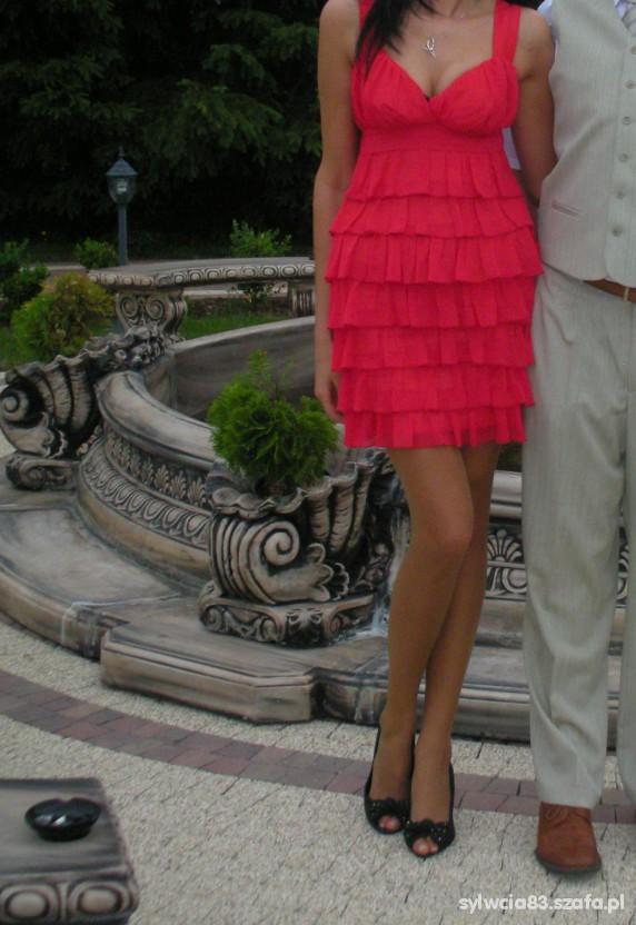 moja sukienka na wesele w Na specjalne okazje Szafa.pl
