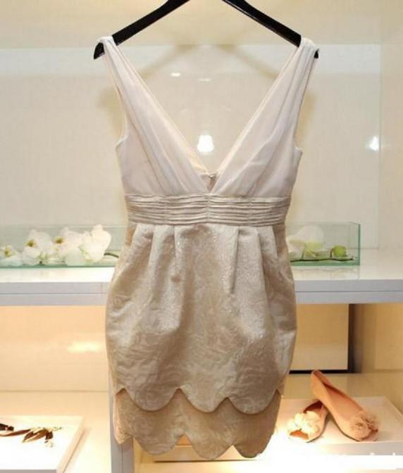 Suknie i sukienki sukienka hm conscious 36